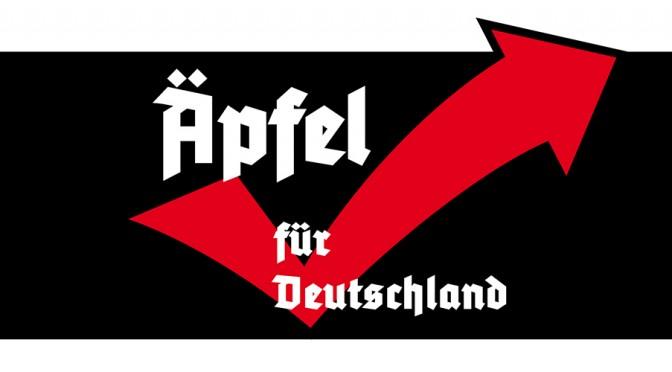Äpfel für Deutschland