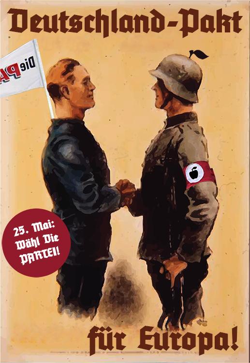 Deutschland-Pakt für Europa